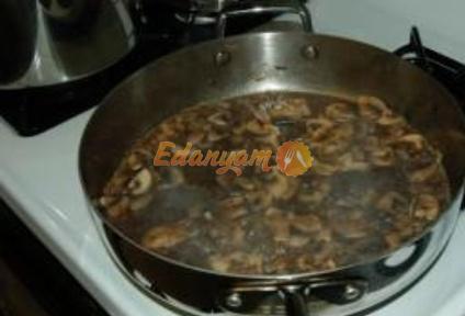 Бефстроганов из говядины - фото рецепт