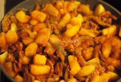 Азу по-татарски фото рецепт