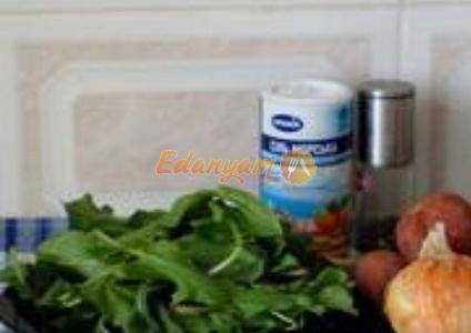 щавелевый суп на бульоне рецепт с фото