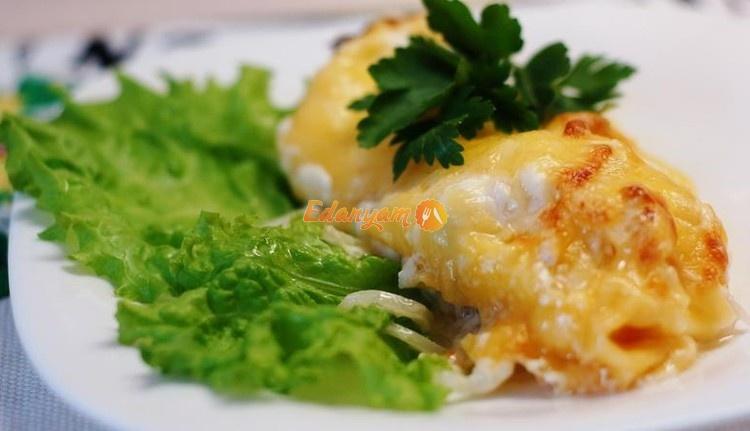 Рыба под майонезом с помидорами в духовке рецепты
